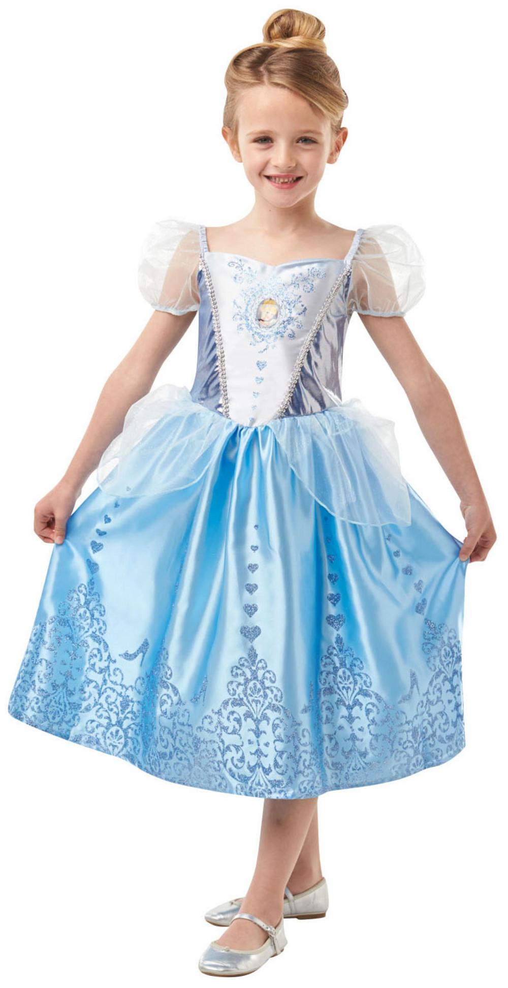 Gem Princess Cinderella Girls Costume