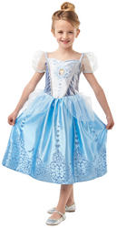Gem Princess Cinderella Girls Costume