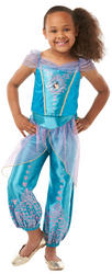 Gem Princess Jasmine Girls Costume