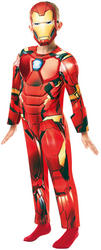 Deluxe Iron Man Infinity War Boys Costume