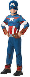 Captain America Infinity War Boys Costume