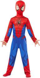 Ultimate Spider-Man Boys Costume