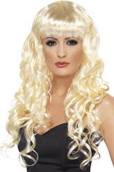 Blonde Siren Wig