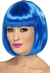 Blue Partyrama Wig