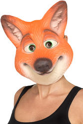 Fantastic Mr Fox Roald Dahl Costume Adults Mask