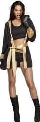 Fever Knockout Ladies Costume