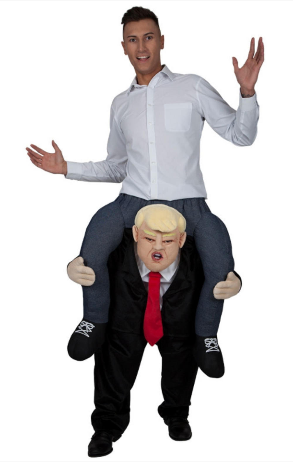 Carry Me President Costume