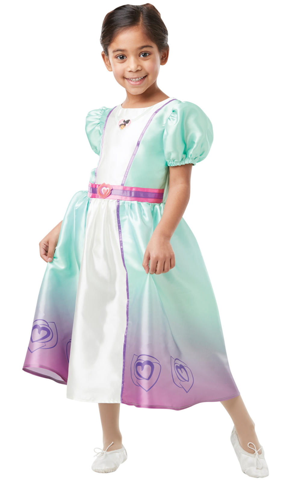 Nella Princess Girls Costume
