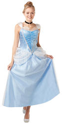 Cinderella Ladies Costume