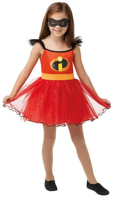 The Incredibles Tutu Girls Costume