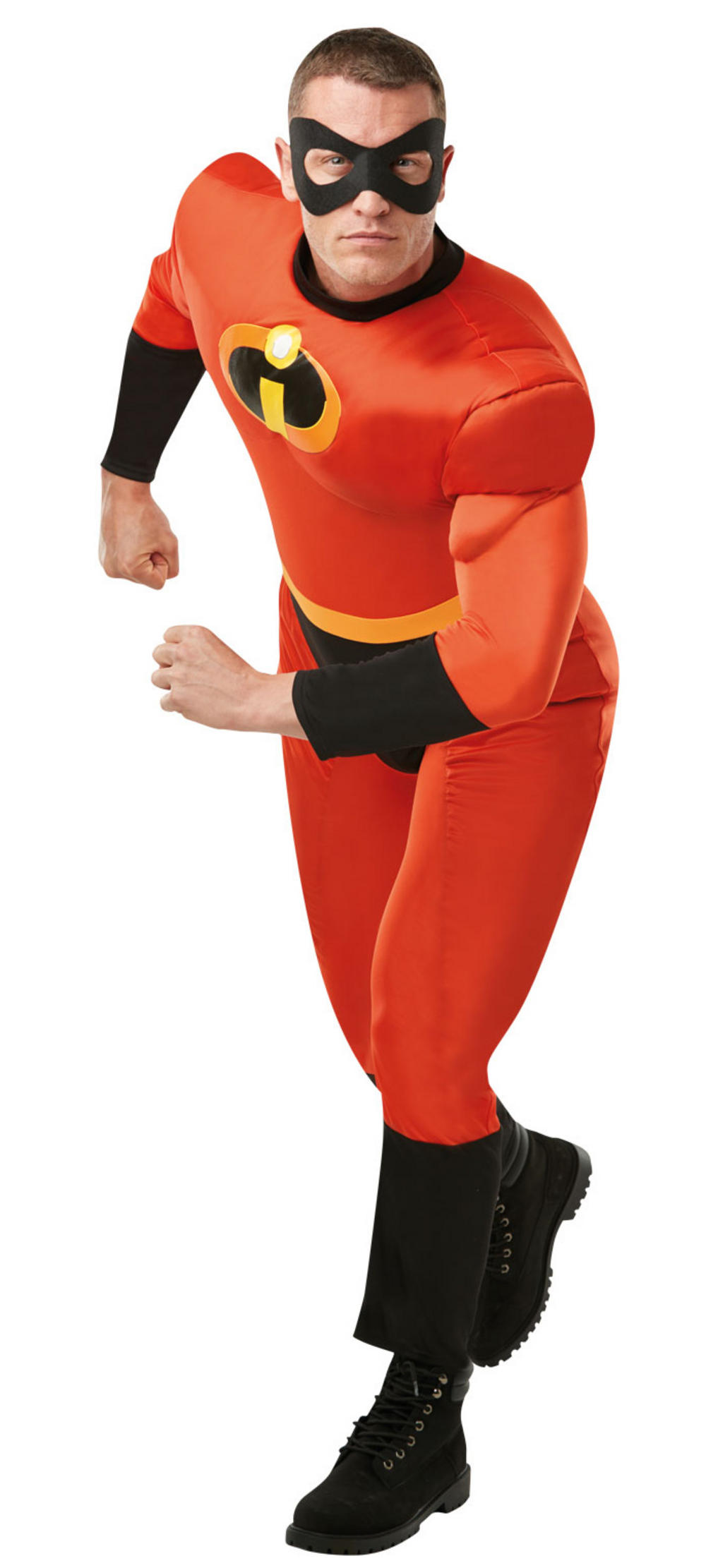 Deluxe Mr Incredible Mens Costume