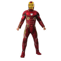 Deluxe Iron Man Infinity War Mens Costume