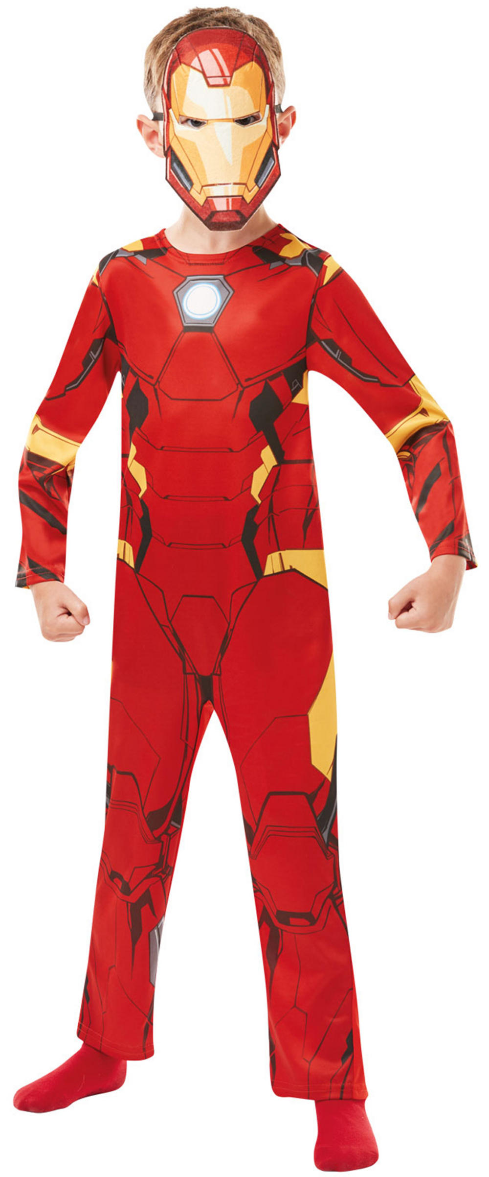 Iron Man Infinity War Boys Costume