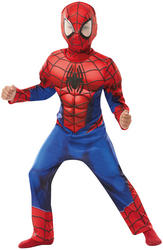 Deluxe Ultimate Spider-Man Boys Costume