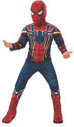 Deluxe Spider-Man Boys Costume