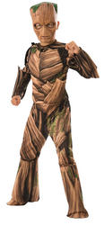 Deluxe Teen Groot Boys Costume