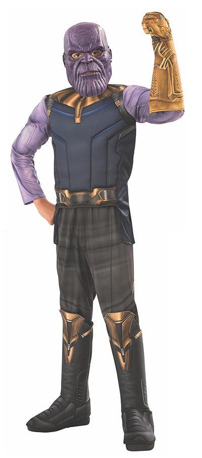 Deluxe Thanos Boys Costume