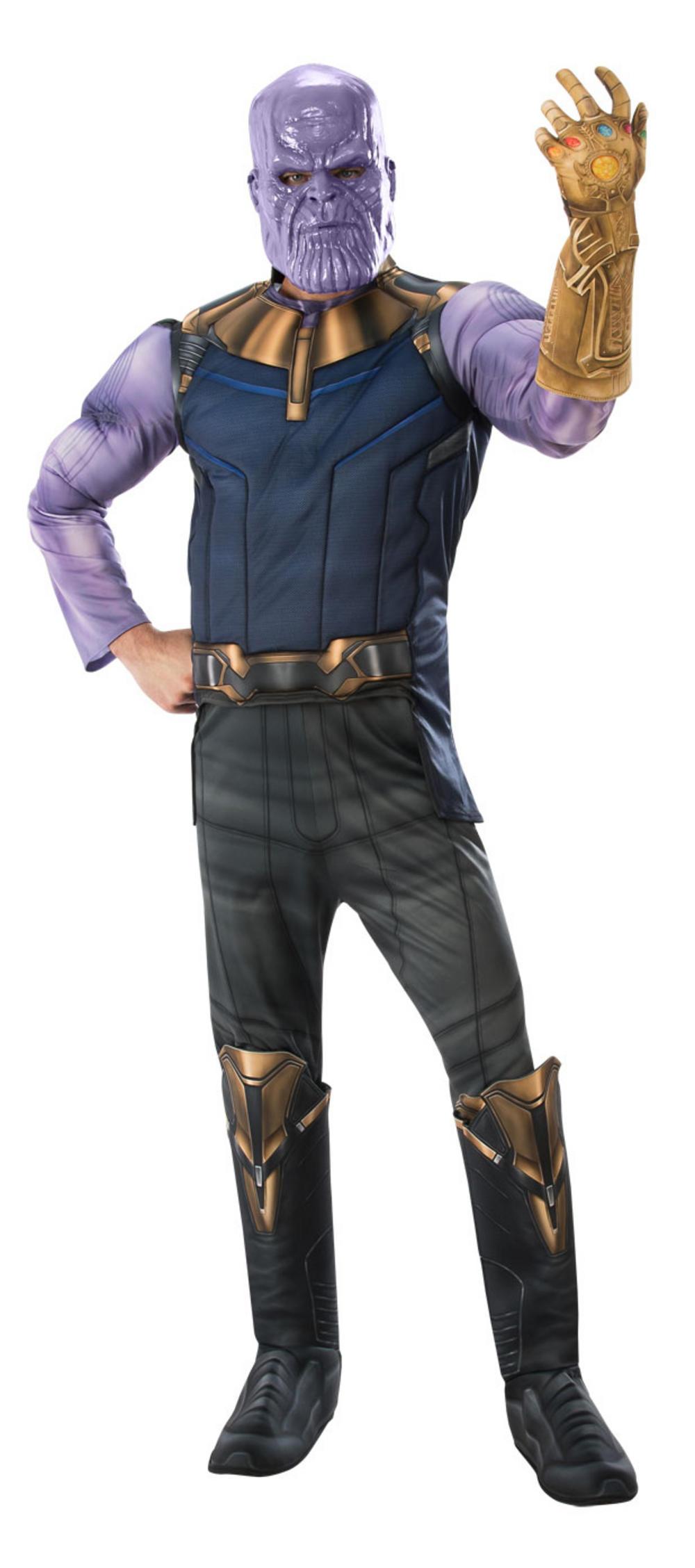 Deluxe Thanos Mens Costume