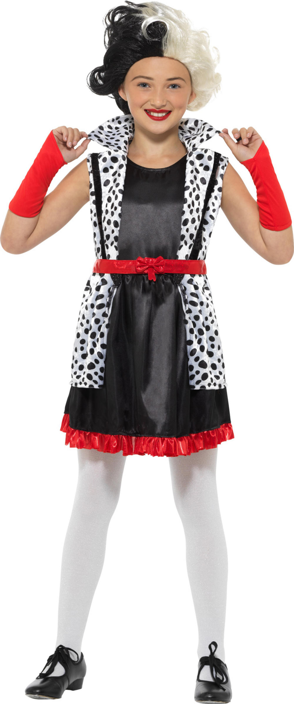 Evil Little Madame Girls Costume