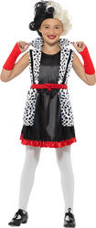 Evil Little Madame Girls Costume