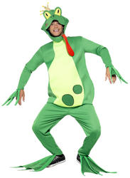 Frog Prince Adults Costume