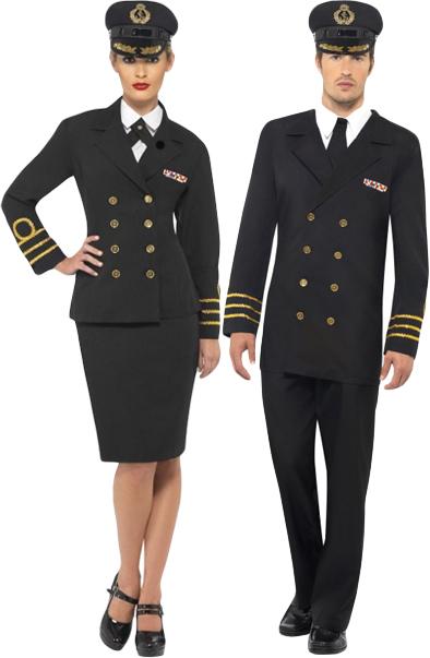 Navy Military Dress