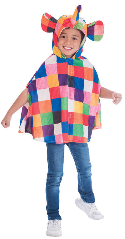 Elmer Kids Cape