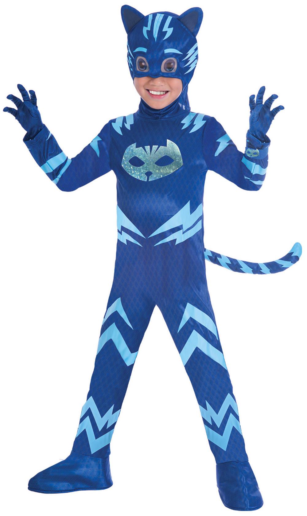 Deluxe Catboy Boys Costume