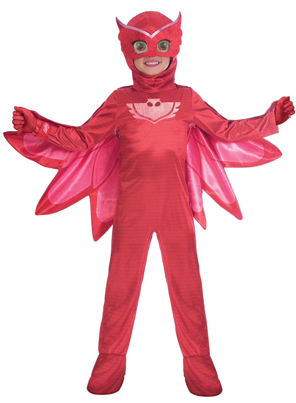 Deluxe Owlette Girls Costume