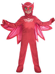 Deluxe Owlette Girls Costume