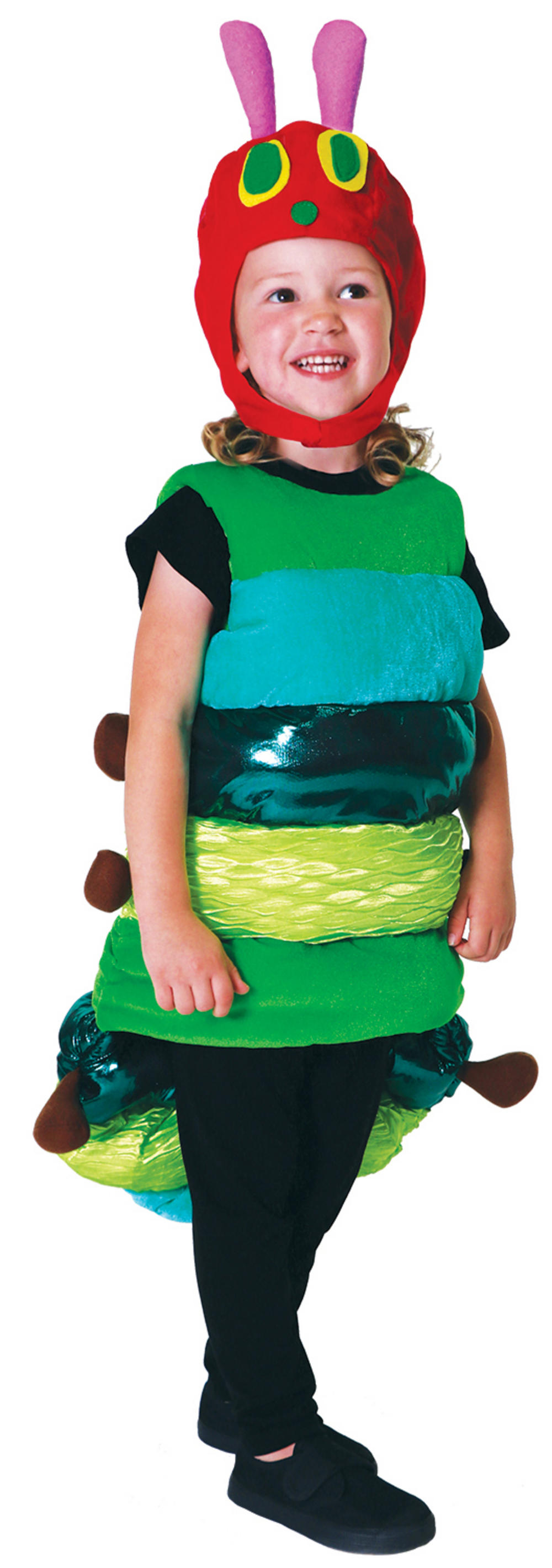 The Very Hungry Caterpillar Deluxe Kids Costume
