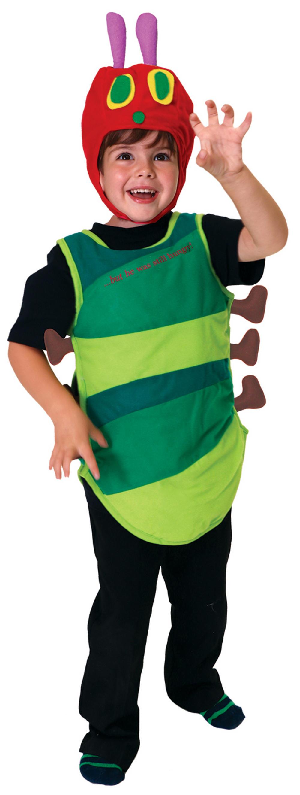 The Very Hungry Caterpillar Kids Costume