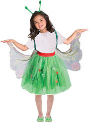 The Very Hungry Caterpillar Butterfly Kids Costume