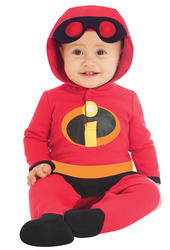 The Incredibles Jack Jack Romper Baby Costume