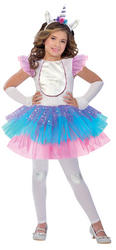Magical Unicorn Girls Costume