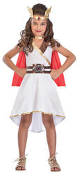 Goddess Princess Girls Costume