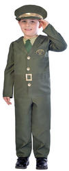 WW2 Soldier Boys Costume