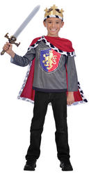 Royal King Boys Costume