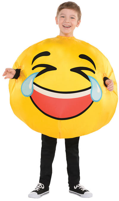 Inflatable Tears of Laughter Kids Costume