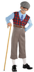 Old Geezer Boys Costume