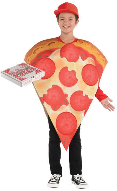 Pizza Slice Kids Costume