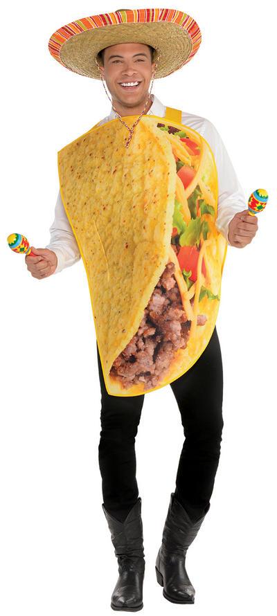 Taco Adults Costume