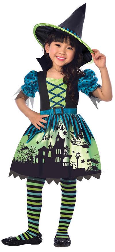 Hocus Pocus Girls Costume
