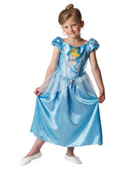 Girls Disney Classic Offically Licensed Cinderella Princess Costume