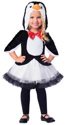 Penguin Girls Costume
