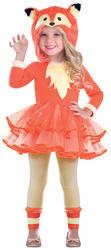 Fox Girls Costume