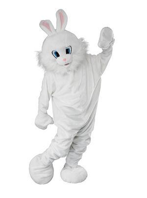 Jumbo Mascot Bunny Costume