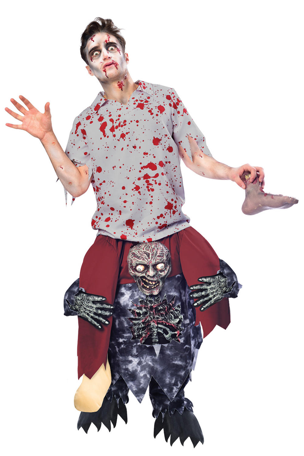Ride On Zombie Costume