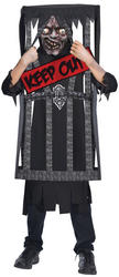Caged Reaper Boys Costume
