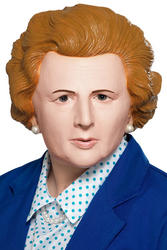 Iron Lady Adults Mask